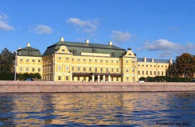 Меншиковский дворец Санкт-Петербург
