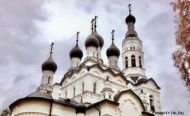 Архитектура храма Казанской Иконы Божией Матери Зеленогорска