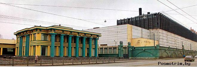 Кировский (Путиловский) завод Санкт-Петербург