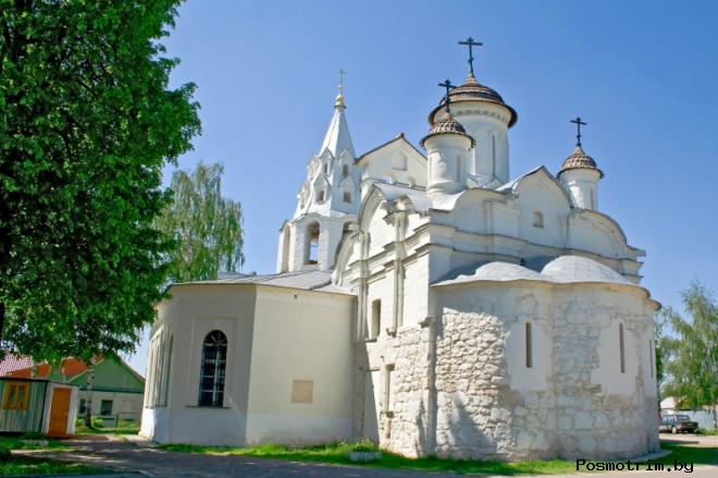 Храм Зачатия Иоанна Предтечи Коломна