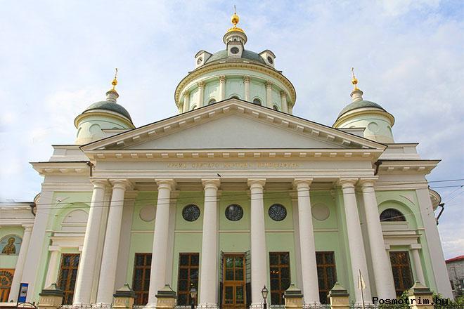 Таганка храм Мартина Исповедника возведение