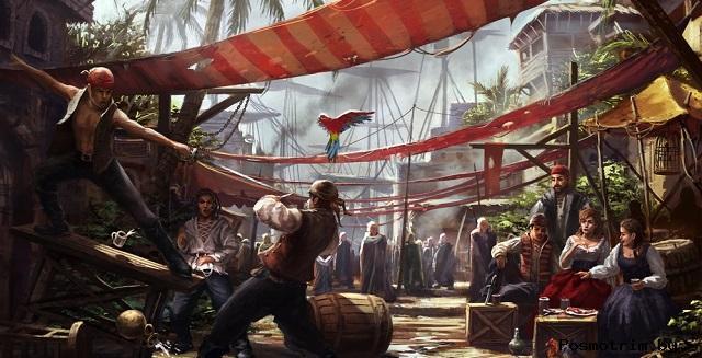 Либерталия Мадагаскар - Пиратская республика