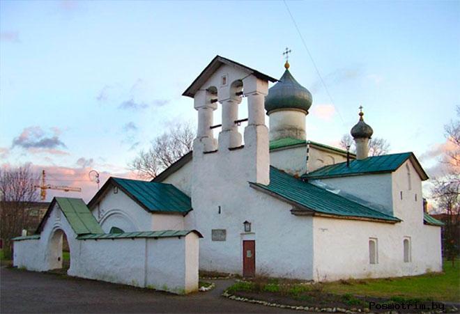 Церковь Спаса Нерукотворного Образа Псков
