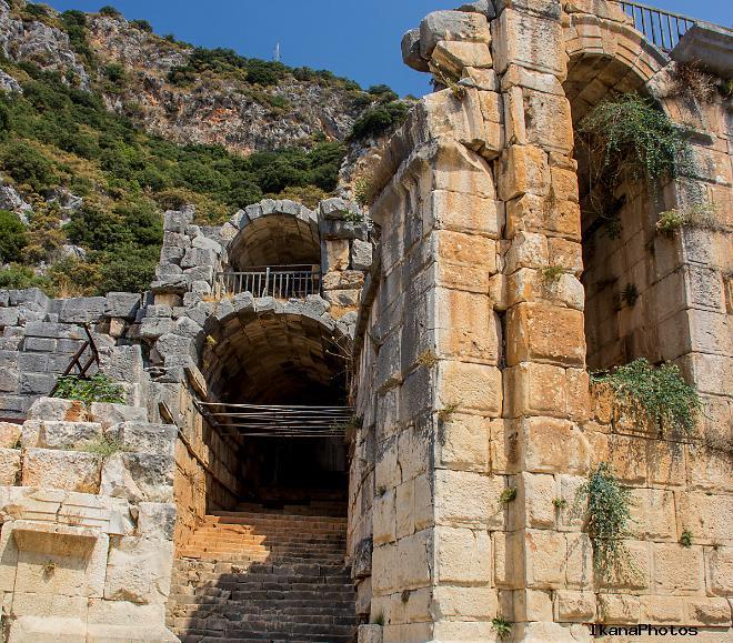 Миры Ликийские во времена античности
