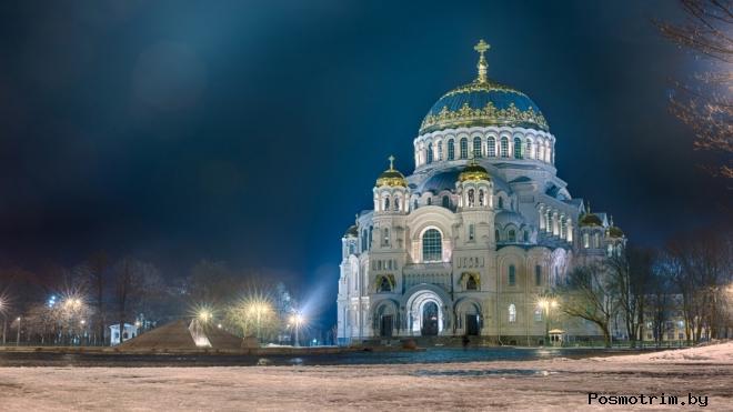 Проекты Никольского Морского собора Кронштадта