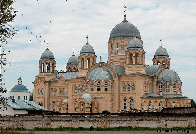 Свято-Николаевский монастырь Верхотурье Свердловской области