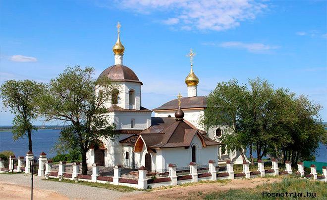 Церковь Константина и Елены Свияжск