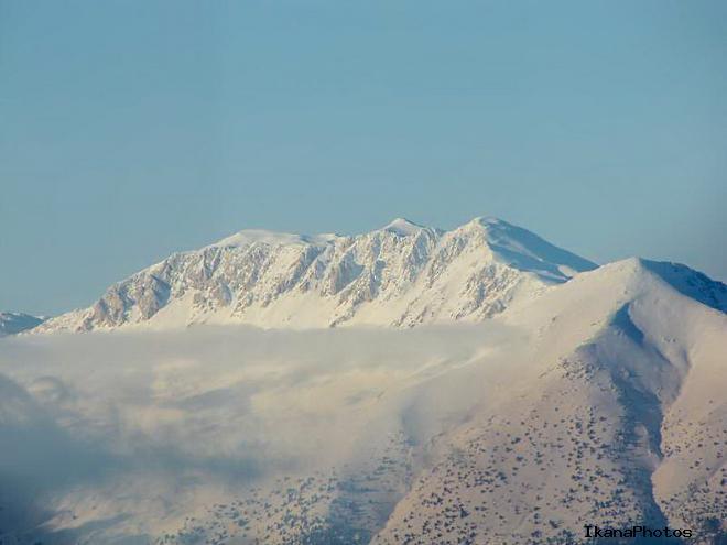 Гора Олимпос (Тахталы) легенды