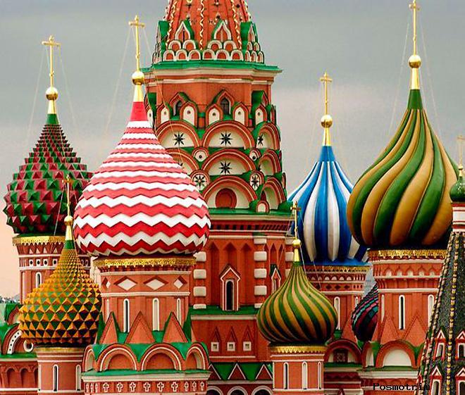 Сколько куполов на Соборе Василия Блаженного
