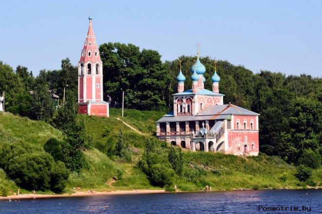 Казанская (Преображенская) церковь Тутаев