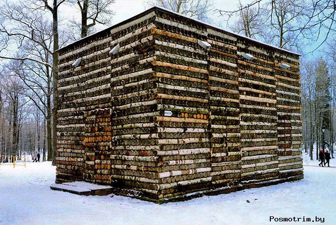 «Березовый домик» и Портал «Маска» в Гатчине