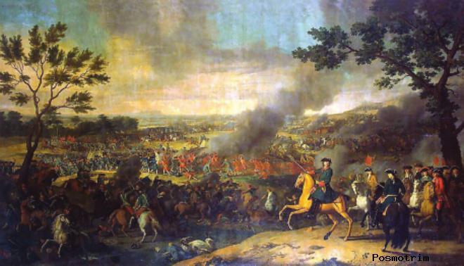 Северная война 1700–1721 гг