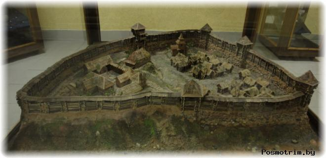 Оршанский замок