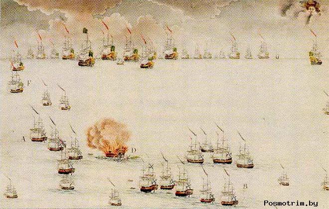 История Николо-Богоявленского Морского собора во время Екатерины II
