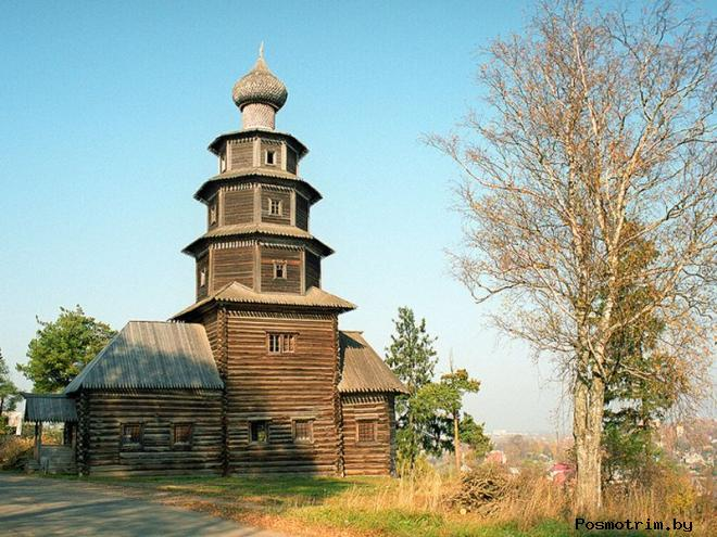 Старовознесенская церковь Торжок