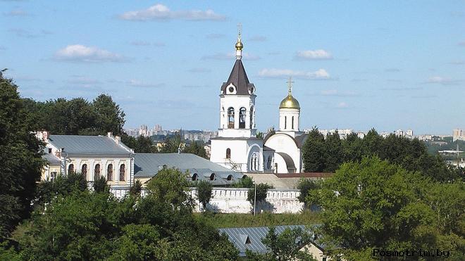Спасо-Преображенский монастырь Старой Руссы сегодня