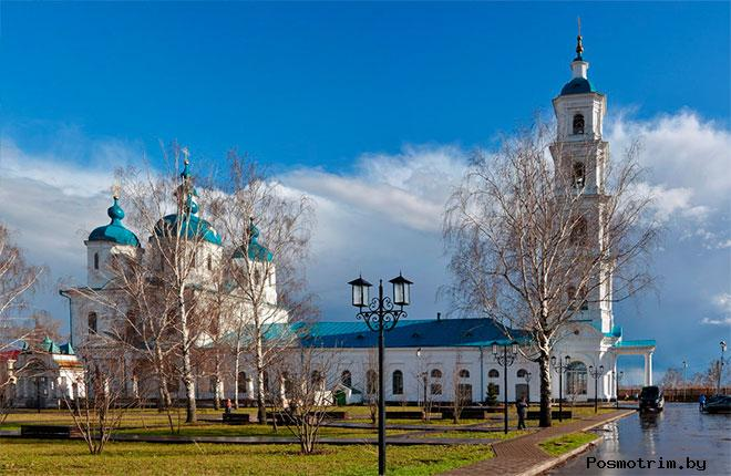 Архитектура Спасского собора Елабуги