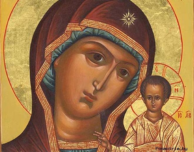Чудеса Казанской иконы Божией Матери