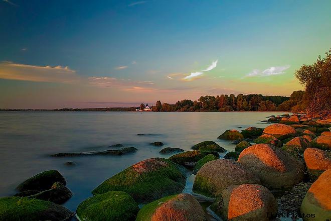 Минское море или Заславское водохранилище