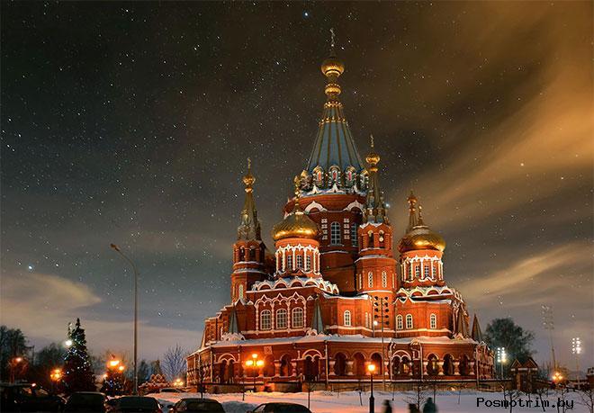 Михайловский собор Ижевска после революции