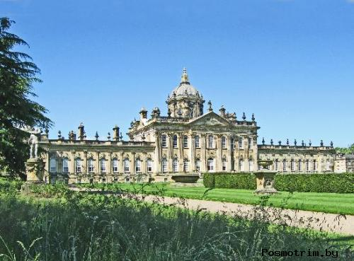 Замок Ховард (Castle Howard)
