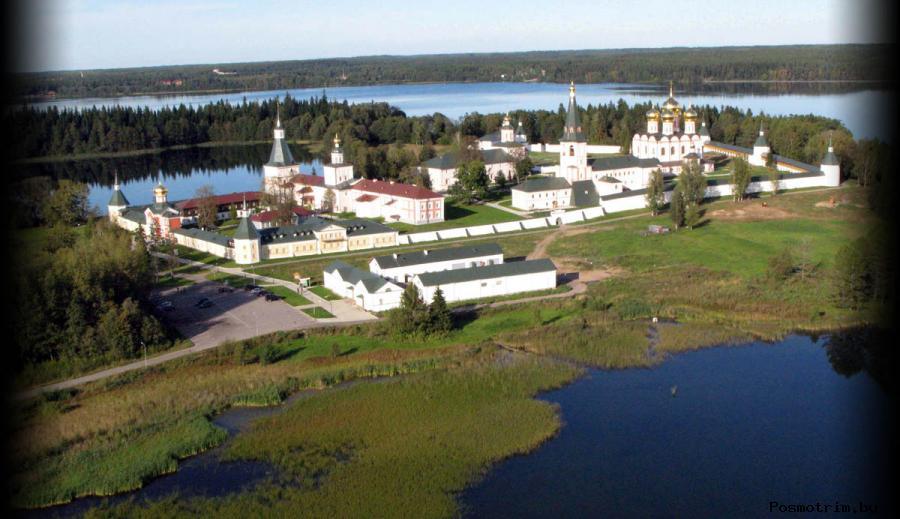 Ансамбль Валдайского монастыря