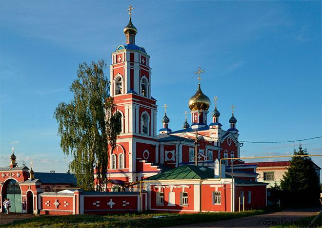 Троицкий собор Тетюши