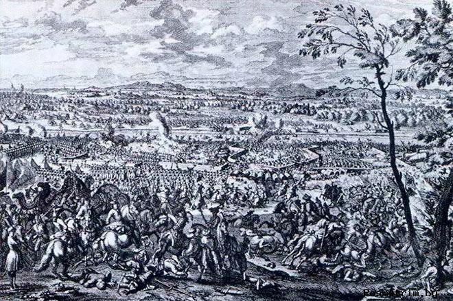 Битва при Зенте 1697