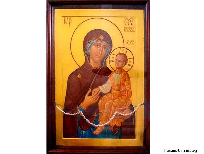 Волчинковская икона Божией Матери Богородице-Рождественского храма в Мурованке