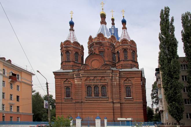 Храм иконы Божией Матери Елецкой в Ельце