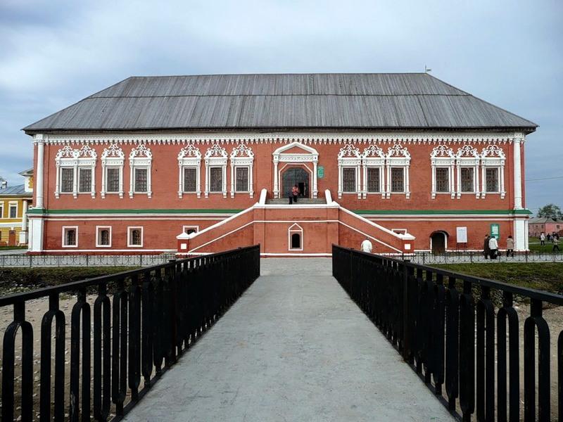 Строгановские палаты Усолье