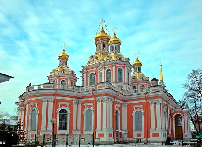 Крестовоздвиженский собор в Санкт-Петербурге