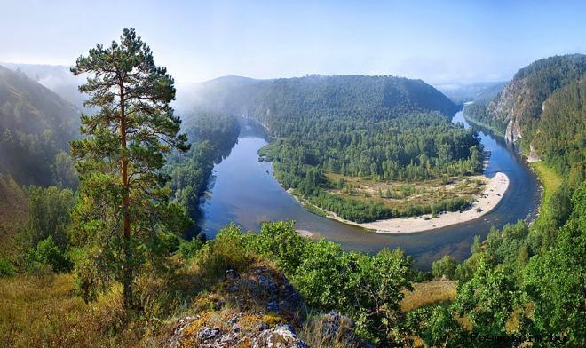 Река Агидель – Белая река