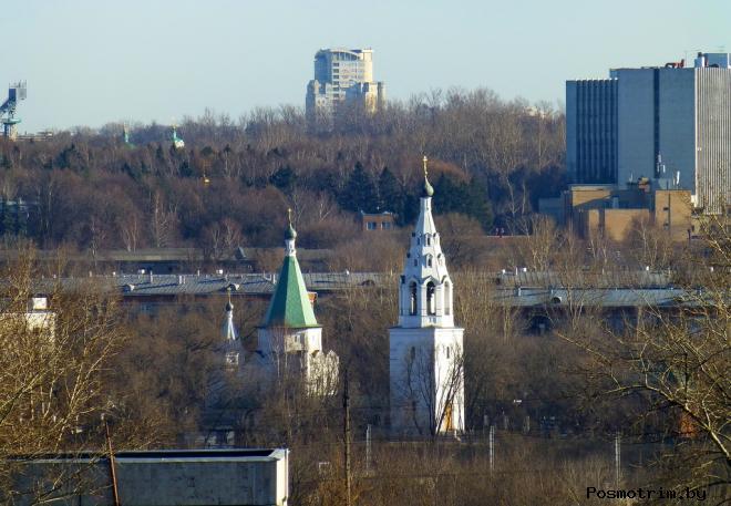 Троицкое-Голенищево Москва