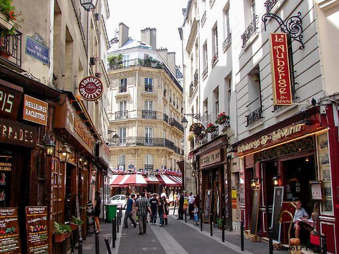 Достопримечательности Латинского квартала что посмотреть в Латинском квартале Парижа