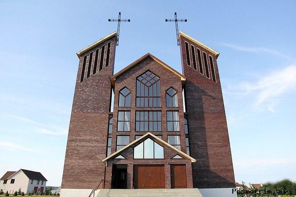 Архитектура костёла Святого Зигмунда