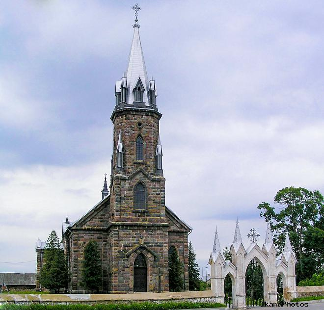 Костел Святого Казимира Липники описание храма
