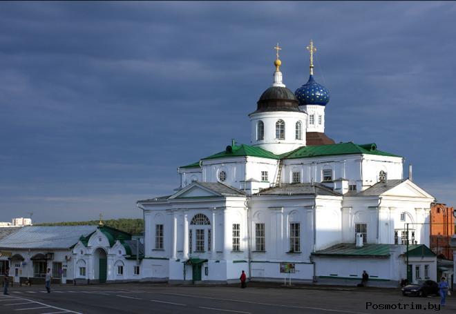 Свято-Николаевский монастырь Арзамас