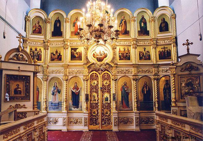 Покровский Кафедральный собор внутри