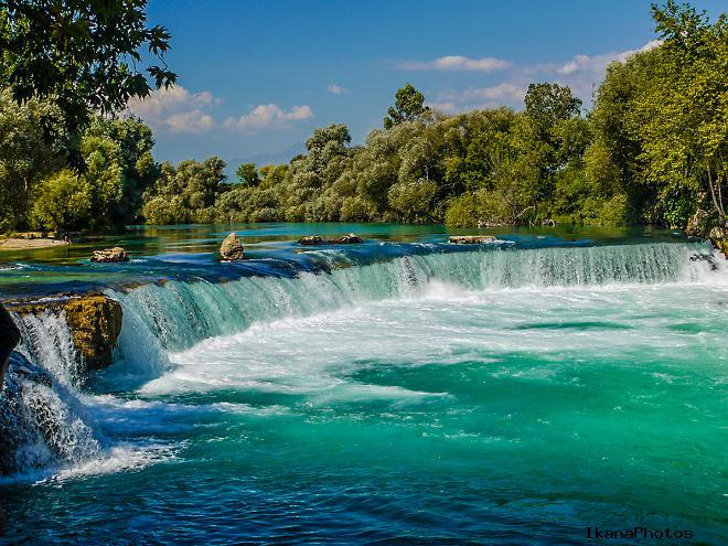 Другие достопримечательности Турции недалеко от водопада Манавгат