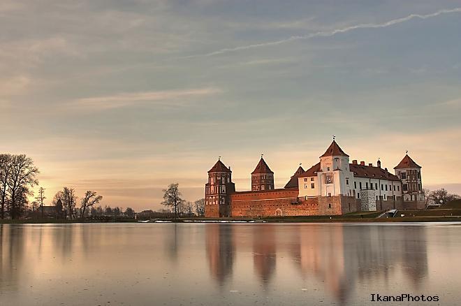Мирский замок беларусь история создания замка в Мире