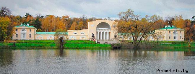 Конный двор Голицыных — жемчужина усадьбы Кузьминки