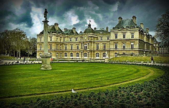Несколько любопытных фактов о Люксембургском дворце