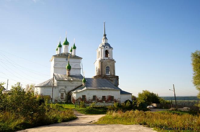 Богоявленская (Георгиевская) церковь Касимов