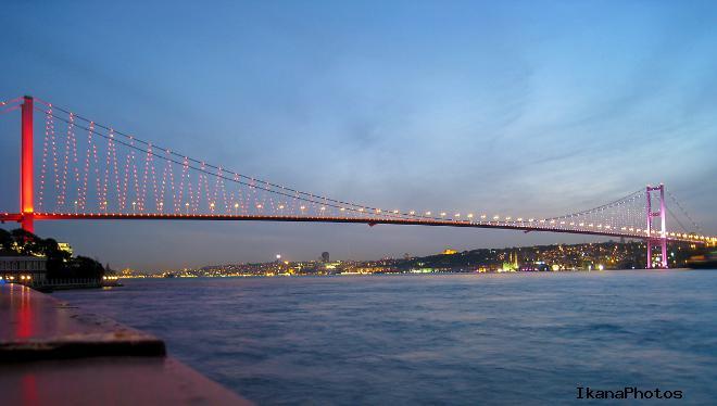 Мосты через Пролив Босфор
