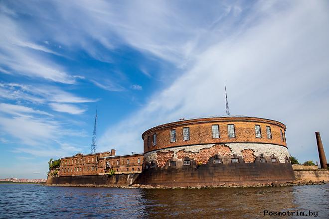 Форты крепости Кронштадт