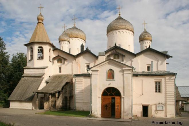Церковь Филиппа Апостола и Николая Чудотворца в Новгороде