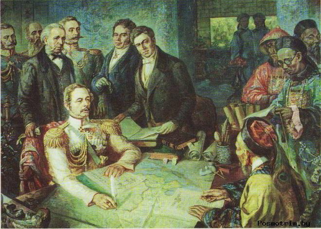 Кяхтинский договор 1727