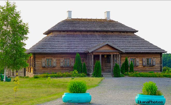 Фото усадьбы Тадеуша костюшко в Коссово меречевщина