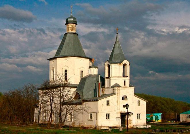 Храм Казанской иконы Божией Матери Талица Липецкая область
